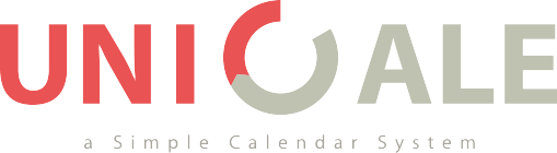 UNICALE – Open Source PHP Calendar